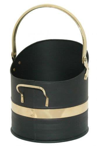 Manor Warwick Helmet black/brass - 1631370
