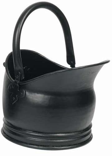 Salisbury Black Bucket by Manor