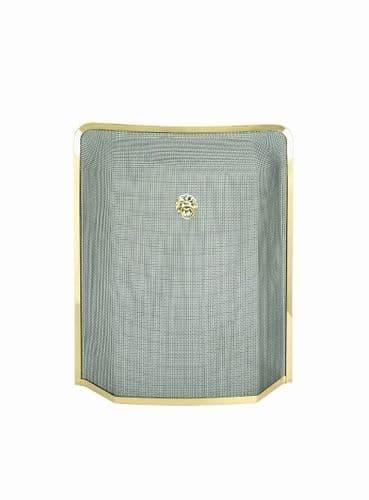 Windsor fireguard in brass 0081980