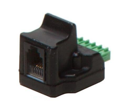6860 RJ Connector for EM Node adaptor