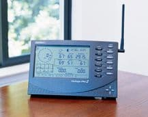 Wireless VP2 Station Components