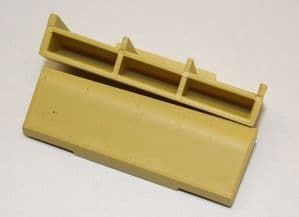 Asiatam air intake boxes for Heng Long Panzer III 1/16 scale