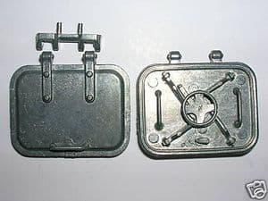 Taigen loader's hatch for Heng Long Tiger 1 1/16 scale