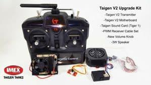 Taigen V3 transmitter upgrade kit