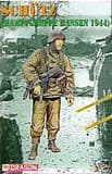 Tank crew and other 1/16 scale figures - kits