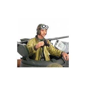 Torro 1/16 figure series US tank commander