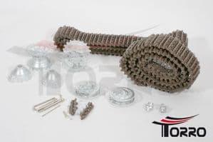 Torro metal tracks for Torro/WSN Tiger 1