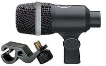 AKG D40 Professional Dynamic Instrument Microphone includes Adaptor Clip and Bag