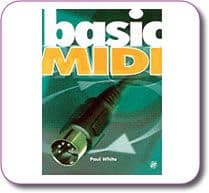 Basic Midi by Paul White Paperback