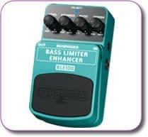 Behringer Bass Limiter Enhancer BLE100 Pedal Stomp