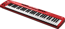 Behringer U-CONTROL UMX610 MIDI Midi Controller Keyboard