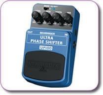 Behringer Ultra Phase Shifter UP100 Pedal Stomp