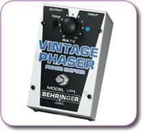 Behringer Vintage Phaser VP1 Guitar Pedal Stomp
