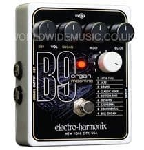 EHX Electro Harmonix B9 Organ Machine FX Pedal / Stomp Box