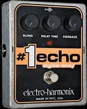 ELECTRO HARMONIX #1 ECHO DIGITAL DELAY GUITAR FX PEDAL
