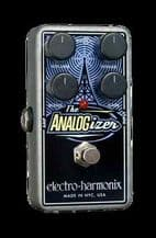 Electro Harmonix ANALOGIZER Pre-amp, EQ, Tone Shaping Guitar FX Pedal