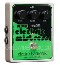 Electro Harmonix Deluxe Electric Mistress XO Analog Flanger Guitar Effects Pedal