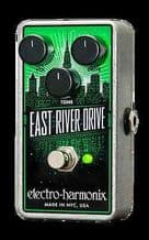 Electro Harmonix East River Drive Overdrive Pedal - Classic Overdrive Tone