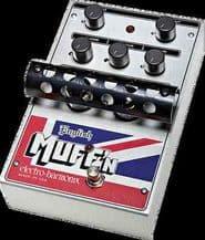 Electro Harmonix English Muff'n Tube Distortion / Preamp Guitar Pedal