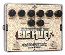 Electro Harmonix Germanium Big Muff Distortion Pedal Stomp Box