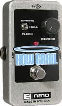 Electro Harmonix Holy Grail Reverb Guitar Pedal Stomp Box