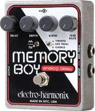 Electro Harmonix Memory Boy Analog Delay Chorus/Vibrato