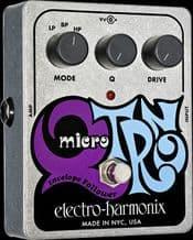 Electro Harmonix Micro Q-tron Envelope Filter Fx Pedal / Stomp Box