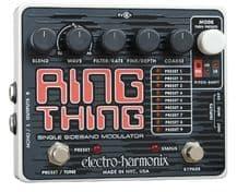 Electro Harmonix Ring Thing Modulator Guitar Pedal