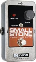 Electro Harmonix Small Stone Phase Shifter Guitar Pedal