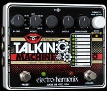 Electro Harmonix Stereo Talking Machine Guitar FX Pedal