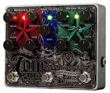 Electro Harmonix Tone Tattoo Analog Multi Effects pedal including power supply