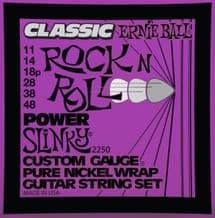Ernie Ball 2250 Classic Rock n Roll Power Slinky Guitar strings