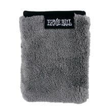Ernie Ball Plush Microfibre Guitar Care Cleaning Cloth