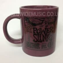 Ernie Ball Power Slinky Guitar Strings Mug - Purple