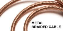 METAL BRAIDED CABLE