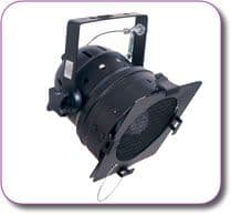 PAR 56 Parcan Black Incl filter frame and safety chains
