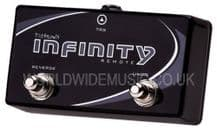 Pigtronix  Infinity Dual Momentary Remote Switch - UNDO / REDO REVERSE & MORE