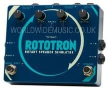 Pigtronix  Rototron - Analog Rotary Speaker Simulator Effects Pedal / Stomp Box