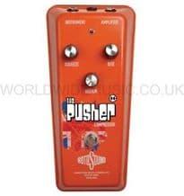 Rotosound RPU1 The Pusher Compressor Electric Guitar Effects FX Pedal