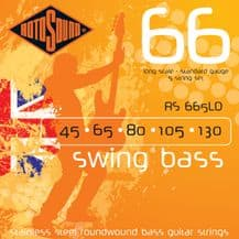 Rotosound RS665LD Swing Bass Standard Gauage 5 String Set