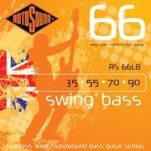 Rotosound RS66LB Swing Bass Medium Light Gauge Strings