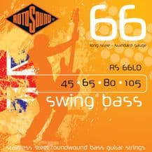 Rotosound RS66LD Swing Bass Standard Gauge Strings