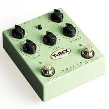 T Rex Moller Booster / Overdrive Guitar FX Pedal / Stomp Box