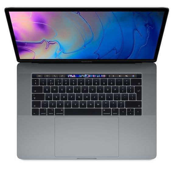 """MacBook Pro 15"""" 2.2 6 core  i7 TouchBar 2018"""